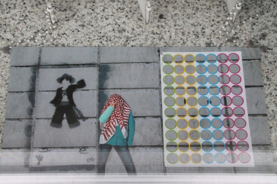 Collage: Gemeinschaftsarbeit